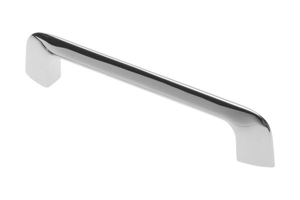 Maner mobila MILAN 128 mm, cromat 0