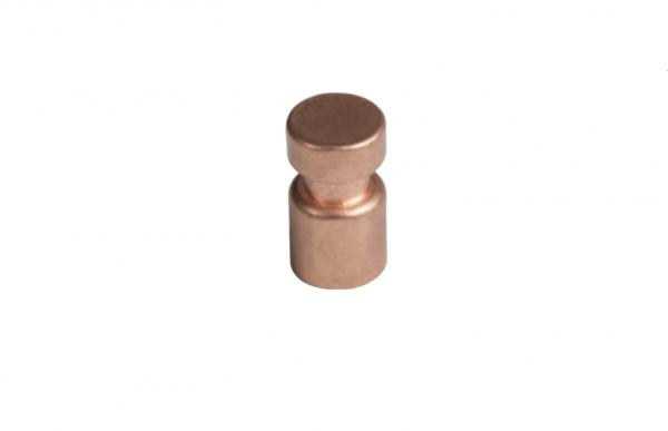 Buton CUPRU 29x15 mm, WPO785 0