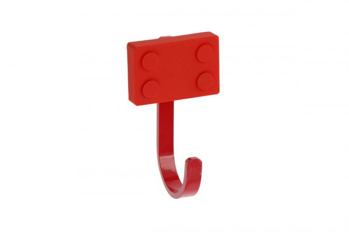 Agatatoare cuier copii BLOCK 45x75 mm, rosu [0]