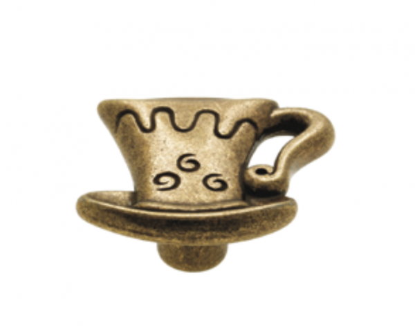 Buton antichizat CEASCA 42x39 mm, Alama, 1058-40 [0]