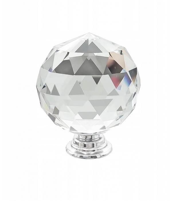 Buton mobila Crystal Palace J 30 mm 0