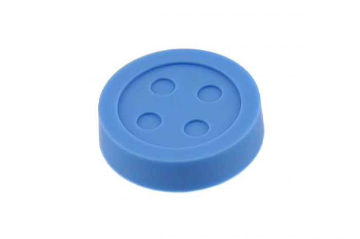 Buton mobila copii BUTTON 42 mm, albastru [0]