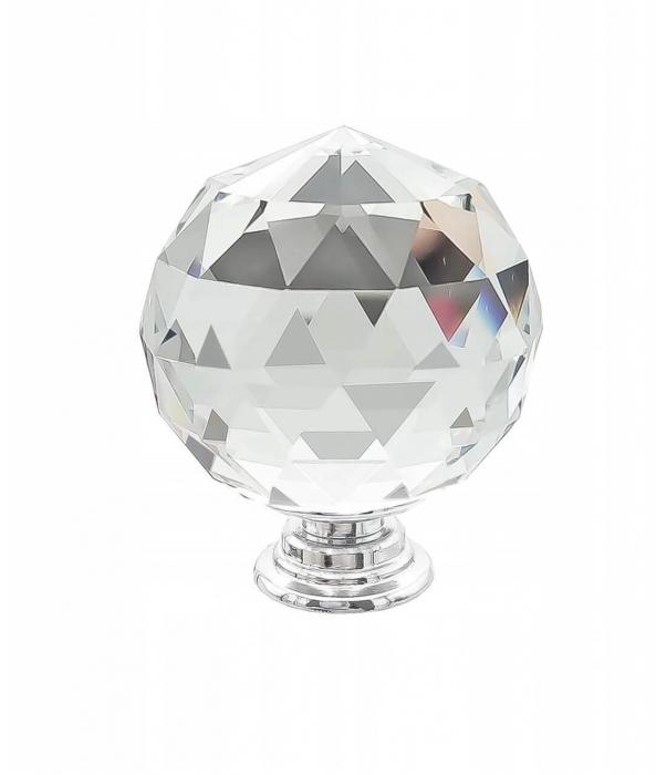 Buton mobila Crystal Palace J 40 mm [0]