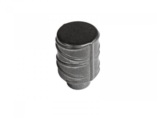 Buton WPO784 17x26 mm, Negru Antic [0]