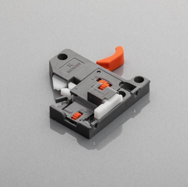 Glisiera 450 mm cu extragere partiala si amortizare 2