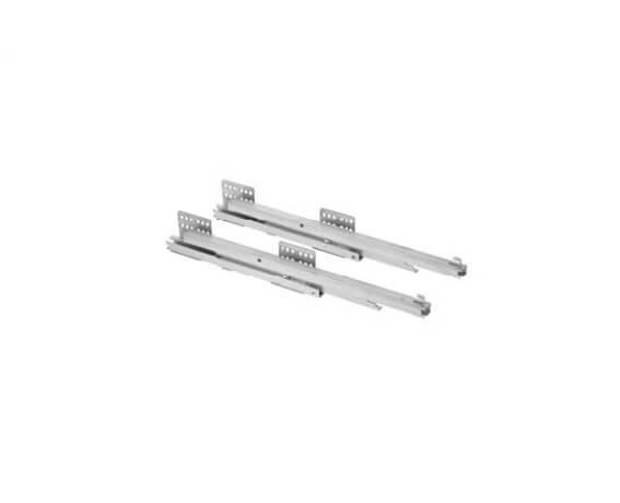 Cos Jolly MOVIXPRO cromat pentru corp mobilier de 200 mm, glisiera laterala cu amortizare [1]