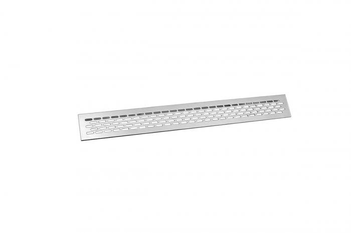 Grila ventilatie aluminiu, 484x60 mm 0