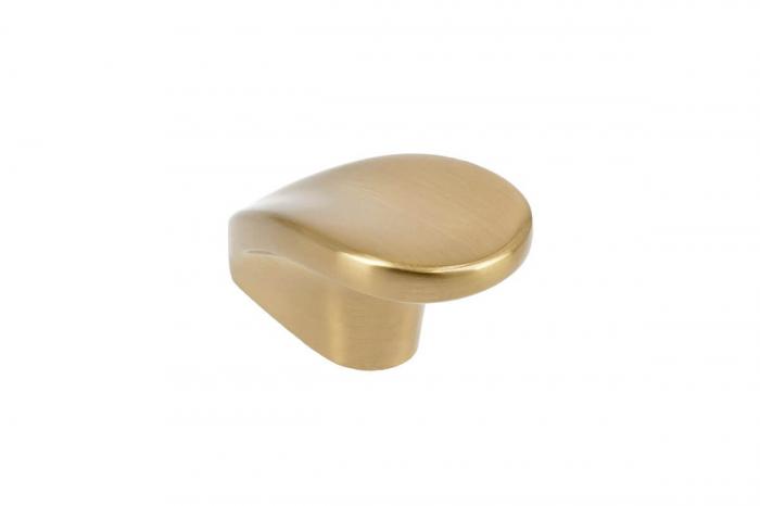 Buton mobila VENICE 28x46 mm, auriu [0]