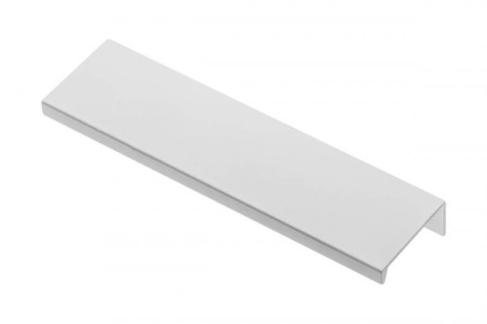 Maner mobila HEXI 150 mm, alb mat 0