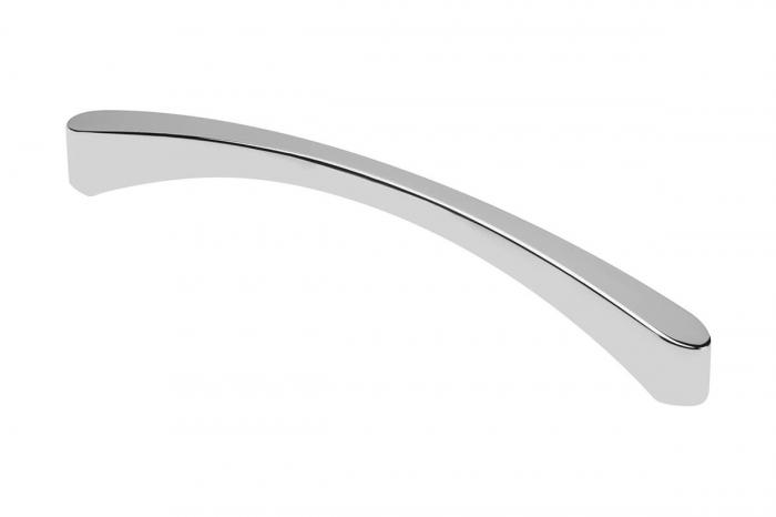 Maner mobila CLEO 128 mm, cromat [0]