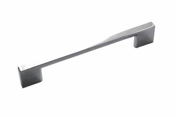 Maner mobila ZAMAK 128 mm, crom 2
