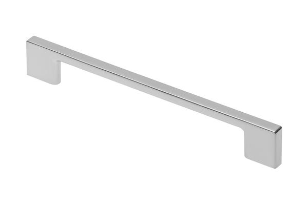 Maner mobila ZAMAK 128 mm, crom 0