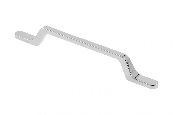 Maner mobila FLAVIO 160 mm, cromat [0]