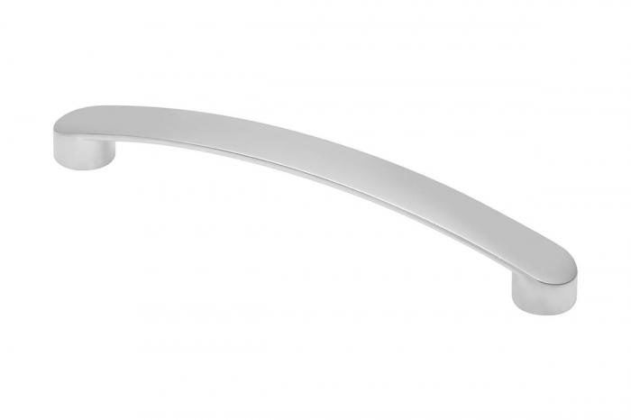 Maner mobila GENUA 160 mm, aluminiu [0]