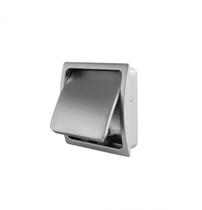 Maner mobila ingropat S50 50x50 mm, cromat 0