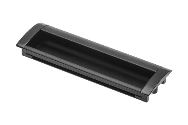 Maner mobila ingropat UA-326 128 mm, negru mat [0]