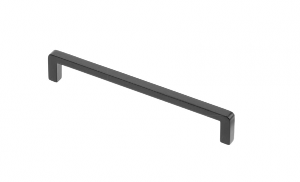 Maner mobila Bagio 128 mm, negru mat 0