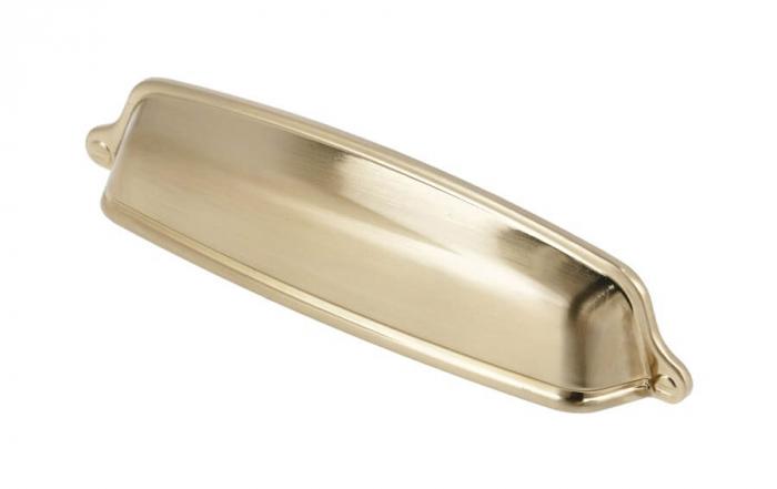 Maner mobila EVER 128 mm, auriu [0]