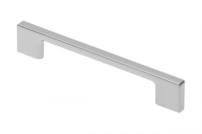 Maner mobila ZAMAK 128 mm, aluminiu [0]