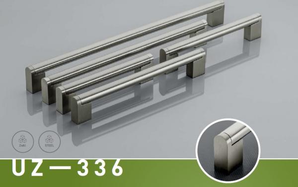 Maner mobilier UZ-336, otel periat, 480 mm 1