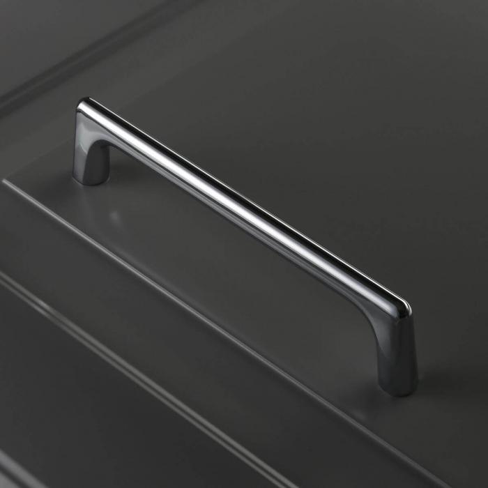Maner mobila OCTAVIO 128 mm, cromat [2]