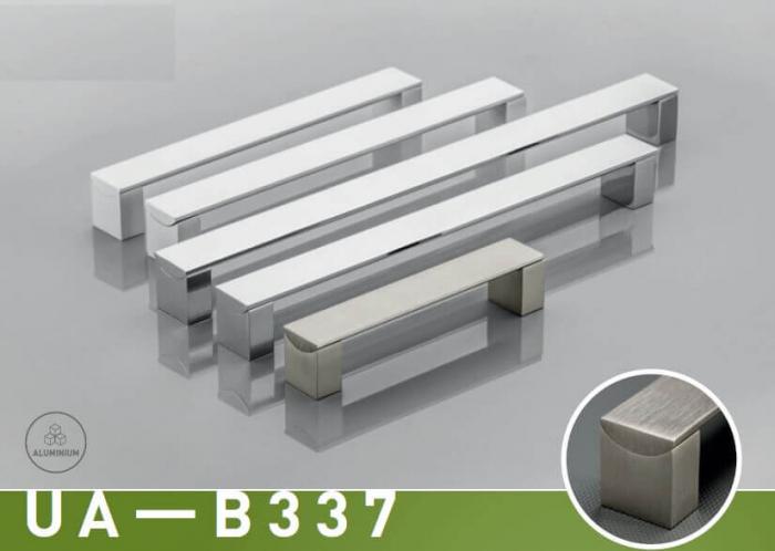 Maner mobila UA-B337 128 mm, aluminiu [1]