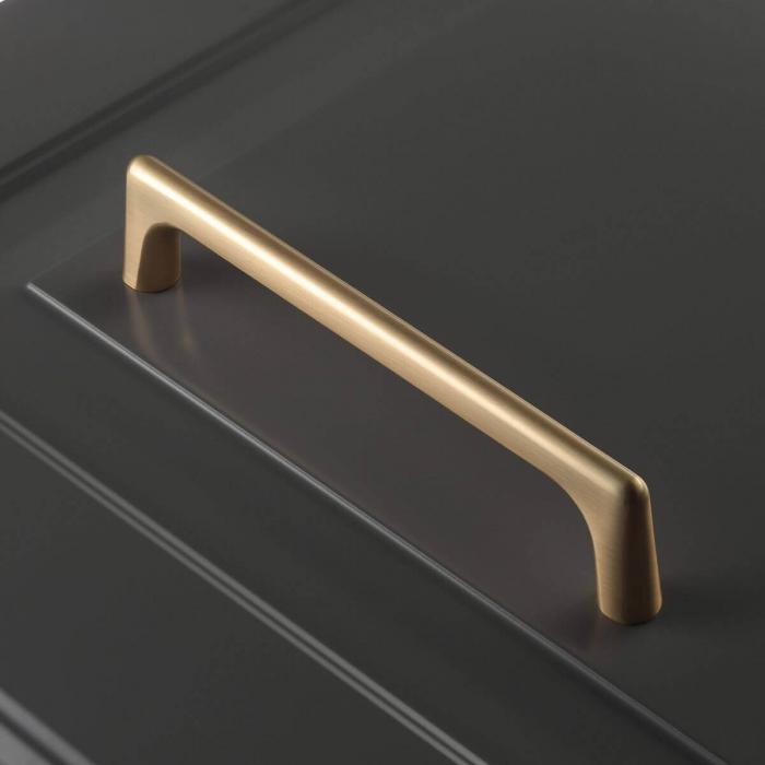 Maner mobila OCTAVIO 160 mm, gold 2