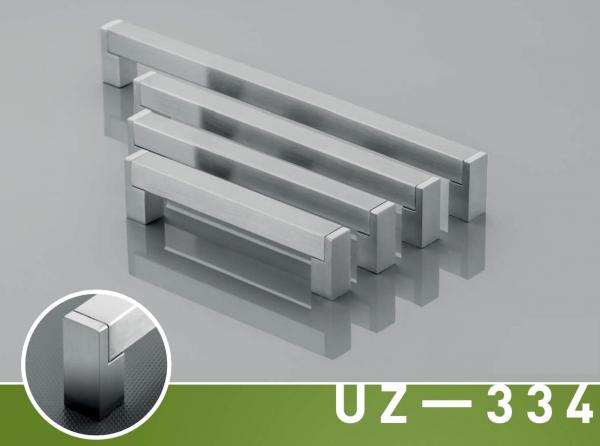Maner mobila UZ-334 160 mm, otel periat 2