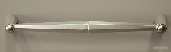 Maner mobila WMN762 128 mm, argint venetian 2