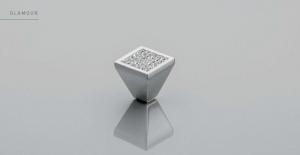 Buton mobila Glamour Crystal 30x28.5 mm1