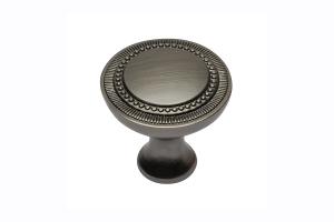 Buton mobila IMPERIA 31x31 mm, titan [0]