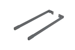 Set lonjeroane pentru sertar AxisPro 450 mm, antracit [0]