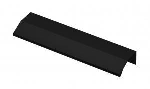 Maner mobila TREX 150 mm, negru mat [0]