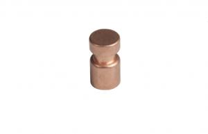 Buton mobila CUPRU 29x15 mm, WPO7850