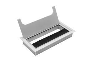 Trecere cabluri MERIDA 80x100 mm, aluminiu [1]