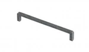 Maner mobila Bagio 128 mm, argintiu antic [0]