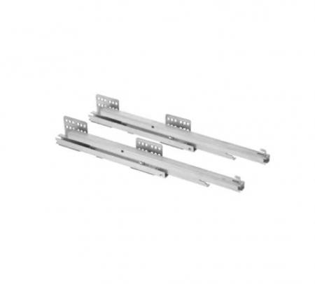 Cos Jolly MOVIXPRO antracit pentru corp mobilier de 200 mm, glisiera laterala cu amortizare [2]
