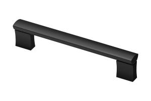 Maner mobila B311 128 mm, negru mat0