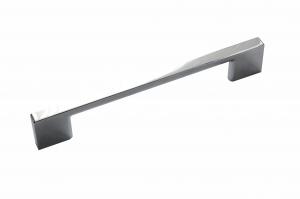 Maner mobila ZAMAK 128 mm, crom2