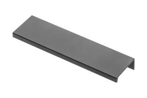 Maner mobila HEXI 225 mm, negru mat0