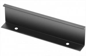 Maner mobila HEXI 225 mm, negru mat1