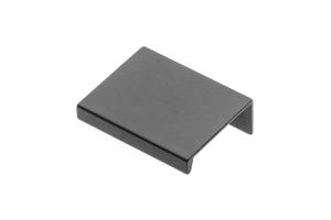 Buton mobila HEXI 50 mm, negru mat [0]