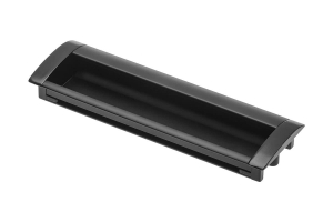 Maner mobila ingropat UA-326 128 mm, negru mat0