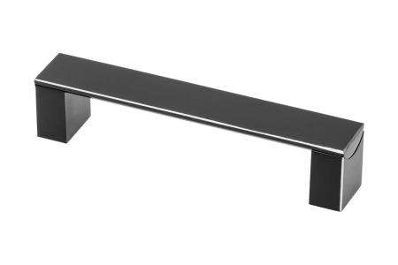 Maner mobila ARES 96 mm, negru mat [0]