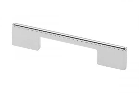 Maner mobila ASTI 128 mm, cromat [0]