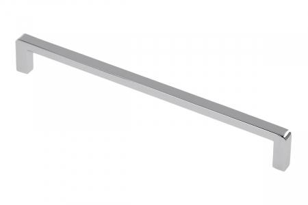 Maner mobila BAGIO 128 mm, cromat [0]