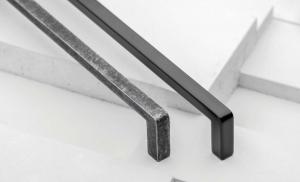 Maner mobila Bagio 128 mm, negru mat2