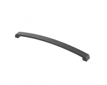 Maner mobila G1 128 mm, negru mat [0]