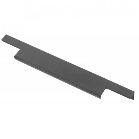 Maner mobila LIND 296 mm, negru mat [0]