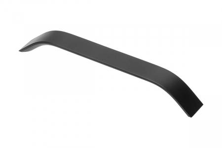 Maner mobila UA-337 256 mm, negru mat [0]